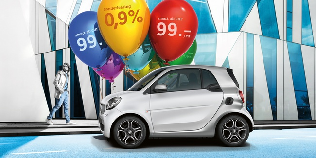 smart Jubiläumsmodelle «Kenny's edition»