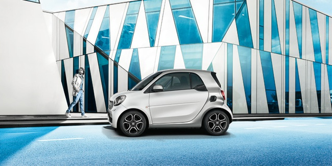 smart Jubiläumsmodell «Kenny's edition»